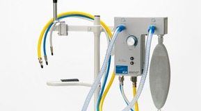 VENTYO® device for blending of oxygen and nitrous oxide